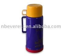 1.0 L plastic thermos bottle for picnic