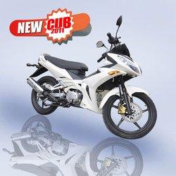 Bashan Hot sell new CUB 110cc,125cc model