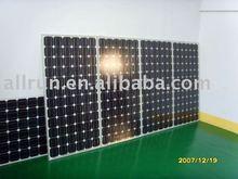 high efficiency 2500watt mono or poly solar panel solar module