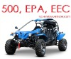 EEC/EPA Certificated 500cc 4x4 Go Kart