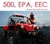 EEC&EPA GO KART,DUNE BUGGY 500CC