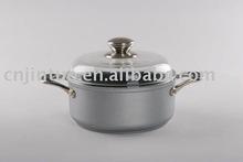 Healthy aluminum non-stick soup pot