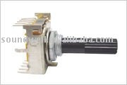 17mm rotary switch RS1702A0A-HA1