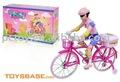 pilas miniatura de la bicicleta de juguete para los niños bzh114455