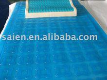 blue gel mattress firm