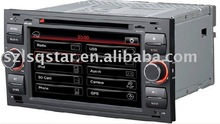 6.5' Old Ford Focus 1996-2006 car DVD with GPS, bouetooth, RDS, TV, FM, USB, SD..ST-6505