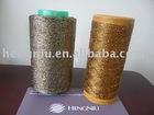 metallic yarn fancy yarn