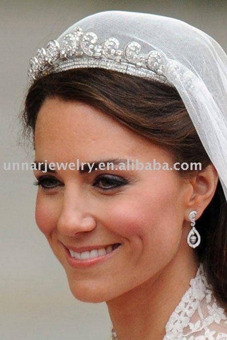 Kate Wedding crown