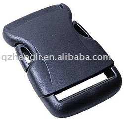 Plastic side release buckle (HL-A098)