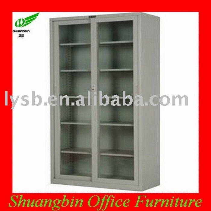 Wall Mount Cabinet - Rack Technologies WC828 with Plexi Glass Door