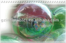 Qi Ling popular sale water ball with TI zip