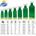 5ml, 10ml, 15ml, 20ml, 30ml, 50ml, 100ml verde óleo essencial frasco de vidro
