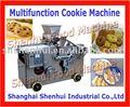 Máquina cortadora de alimentos para galletas y bizcochos