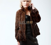 QD10188 Mink Fur Jacket