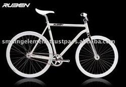 Fixed Gear WHITE Bike