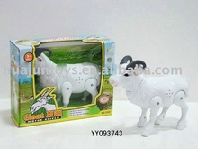 PLASTIC B/O TOYS ANIMAL LANGUAGE AND LAMPLIGHT YY073062