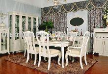 Luxury European style dining room furniture B49115