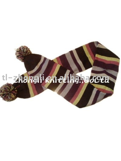 Style Fashion 2011 on 2011 New Style Fashion Design Christmas Knitted Scarf   Detailed Info