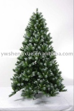 Artificial Christmas Decoration, with snowing tree