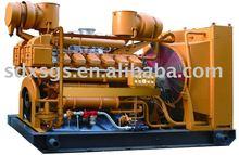 Coal Mine Methane (mash gas) Fuelled Generator (500KW/625KVA)