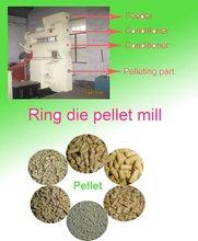 Low wear rate animal food/feed pellet machine/making machine