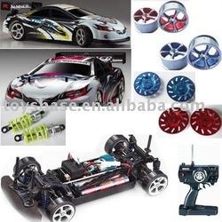 High Speed Car 1:10 , Beautiful Design 4wd RC Electric Drift Car
