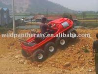 2011 NEW 8X8 ATV sand rail
