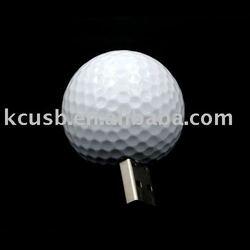 Tennis ball pvc USB flash drives supplier