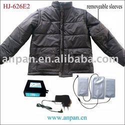 FIR heater jacket motocyle HJ-626E.ANPAN