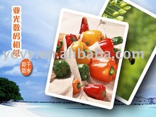 A4 260g lucky glossy photo paper for southeast asia market