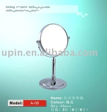 A-06 magnifying table mirror