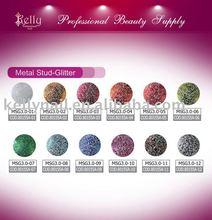 Nail Art Metal Stud Glitter MSG3.0-01/12