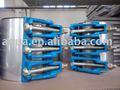 Dci JAW + SS304 banda abrazadera de reparación de la