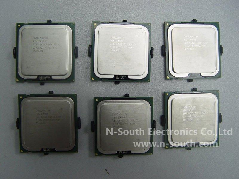intel pentium 4 desktop cpu SL8J9