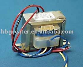 Transformador de energía 110 V 50 / 60 Hz