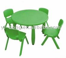 Plastic school furniture set