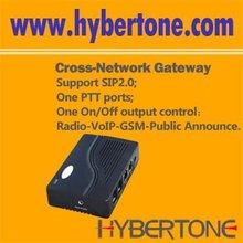 One PTT Port Cross Network Gateway,RoIP102