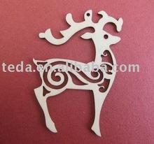 Hot 2011 Sika deer polywood christmas decoration
