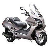 250CC Motor Scooter MS2505 EEC/EPA