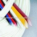 mangas de silicona de fibra de vidrio
