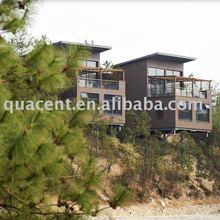 plan 2688(280sq.m) resort wooden house