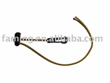 adjustable shock cord with plastic snap hook