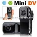 Mini dv menor do mundo gravador de voz de bolso dvr câmera de vídeo filmadora