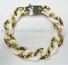 charm ceramic bracelet