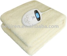 Microcomputer-timing Thermostat Electric Heating Blanket with LCD Switch