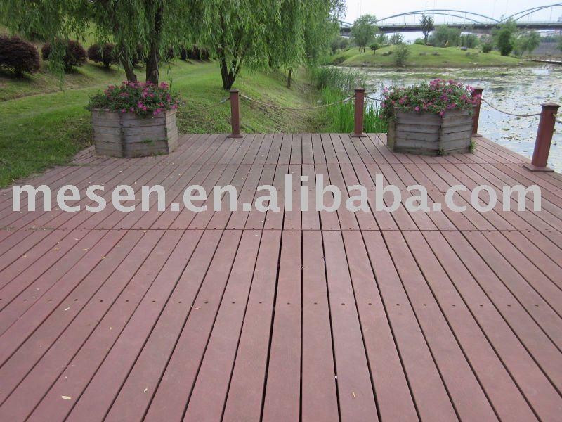 finto legno wpc pavimento esterno