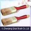 PET hollow synthetic fiber paint brush