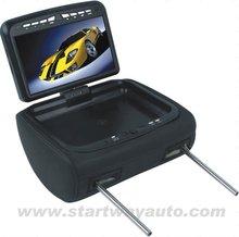 9 inch Headrest DVD Player Slot-in DVD loader