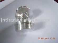Aluminium oil drain plug