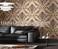 Classic heavy gravado umidade impermeável - prova graciosa administração de papéis de parede decorativos